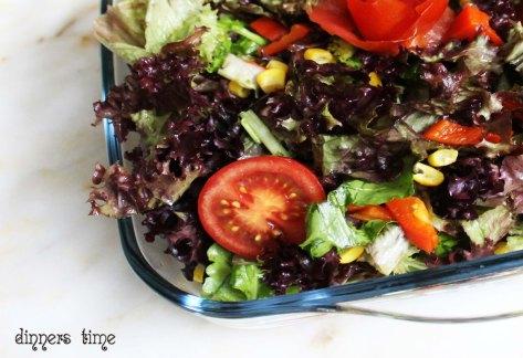 karışık roka salatası2
