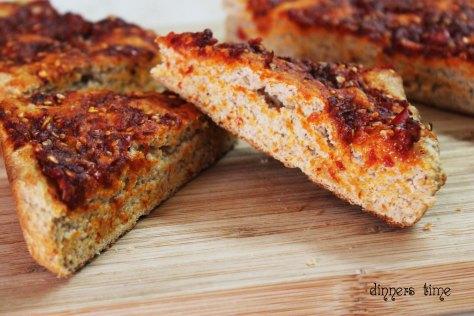 Tam Buğday Unlu Biberli Ekmek2