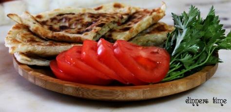 Milföy Hamurundan Çiğ Börek2