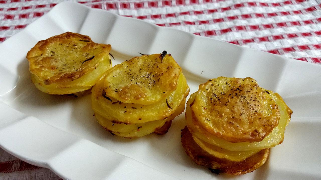 Peynirli Patates