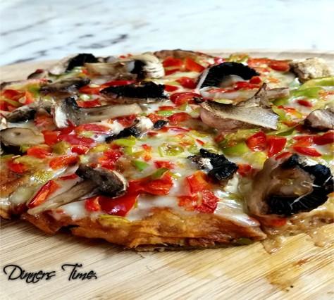 yufka ekmek pizzası2